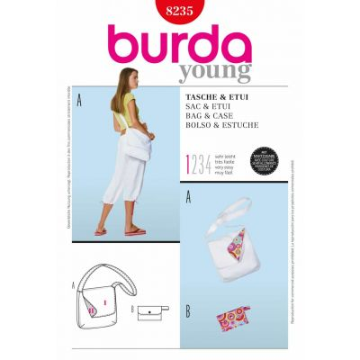 Burda Sewing Pattern - 8235