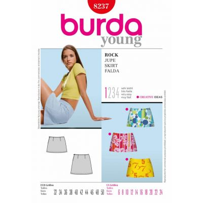 Burda Sewing Pattern - 8237