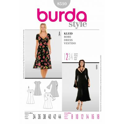 Burda Sewing Pattern - 8510