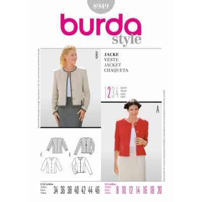Burda Sewing Pattern - 8949