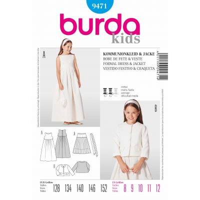 Burda Sewing Pattern - 9471