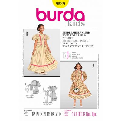 Burda Sewing Pattern - 9529