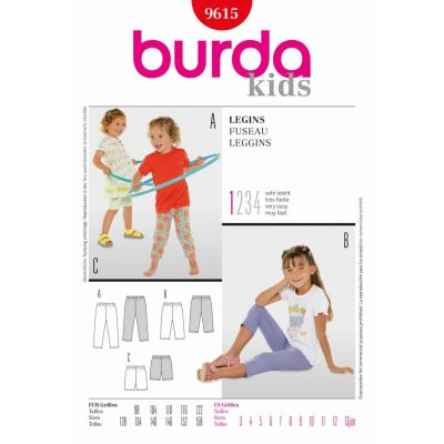 Burda Sewing Pattern - 9615