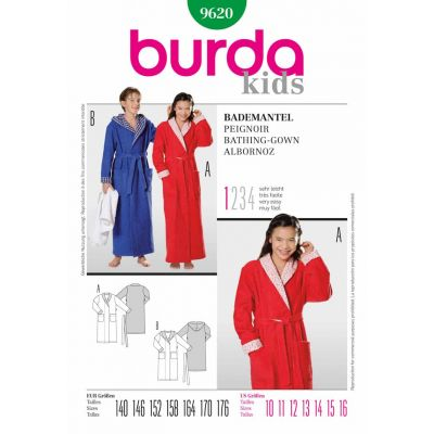 Burda Sewing Pattern - 9620