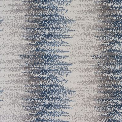 Byron - Blue - Curtain Fabric