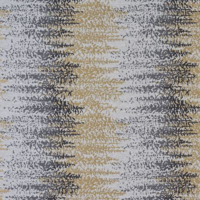 Byron - Ochre - Curtain Fabric