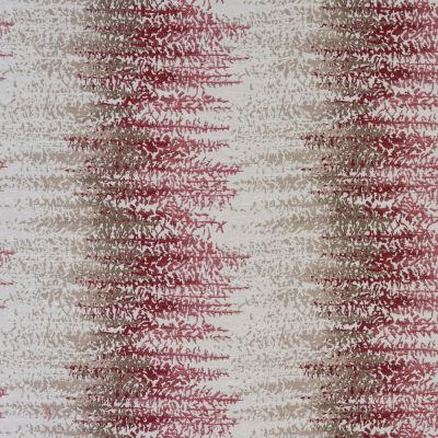 Byron - Rosso - Curtain Fabric