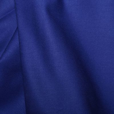 Cotton Drill Solid - Royal