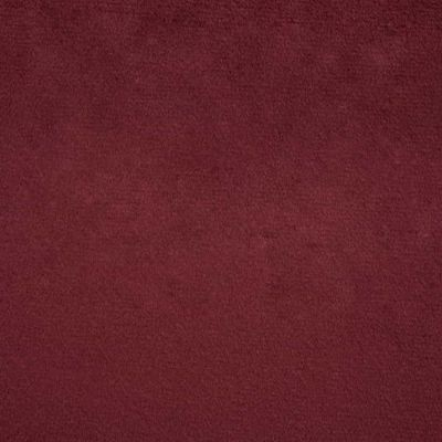 Remnant - Shannon Fabrics - Smooth Cuddle 3 Plush Fabric - Merlot - 145 x 150cm - Bolt End