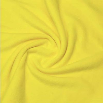 Canary Yellow Polar Fleece