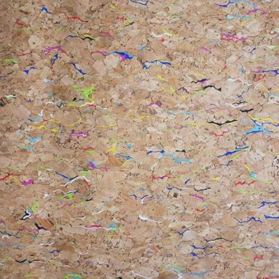 Cork Fabric - Natural Medium Grain