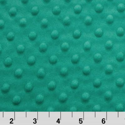 Remnant -Dimple Seafoam Cuddle - 1m x 150cm - Bolt End