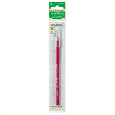 Clover Iron-On Transfer Pencil - Red