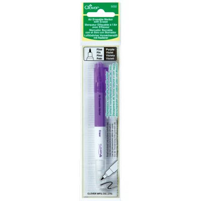 Air Erasable Marker with Eraser - Fine - Purple