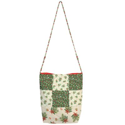 Makower - Classic Foliage- Every Day Patchwork Bag - Free Project - Free Instant Download