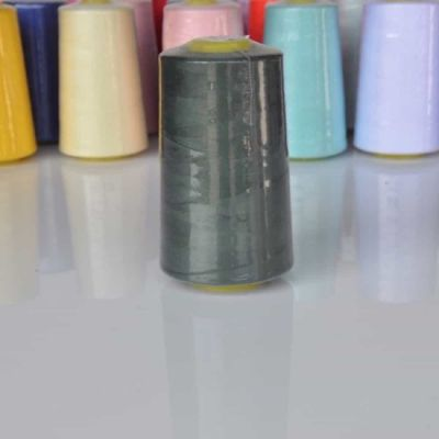 Bottle Green Overlocker Thread