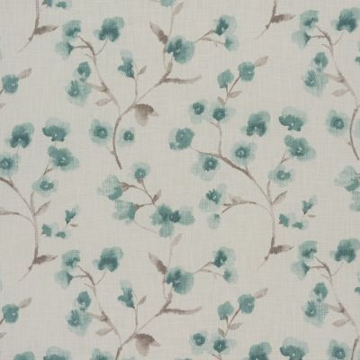Como - Cornflower - Curtain Fabric