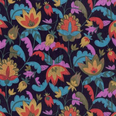 Dashwood - Kaleidoscope Corduroy - Large Floral