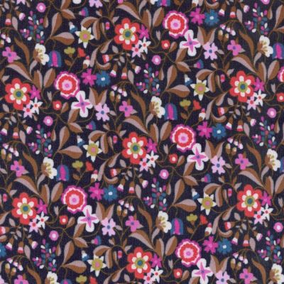 Dashwood - Kaleidoscope Corduroy - Packed Floral