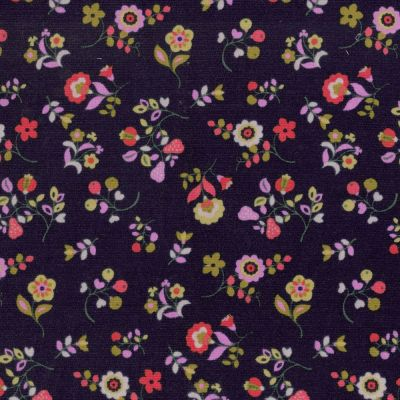 Dashwood - Kaleidoscope Corduroy - Dainty Floral & Fruits