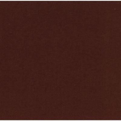 Dressmaking Linen Cotton Blend - Dark Chocolate