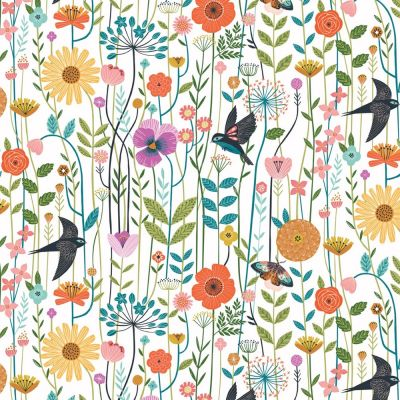 Dashwood Studio - Aviary - Meadow White
