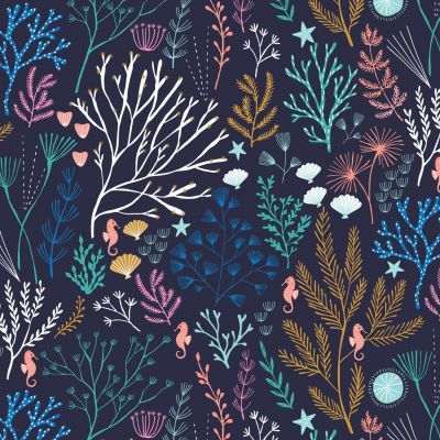 Dashwood Studio - Into The Blue - Coral Reef