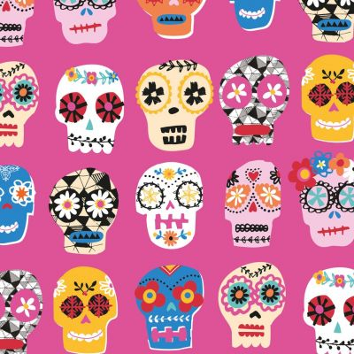 Dashwood Studio - Fiesta - Sugar Skulls