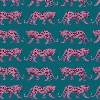 Dashwood Studio - Night Jungle - Leopards