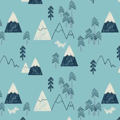 Dashwood Laska Mountains Cut Length