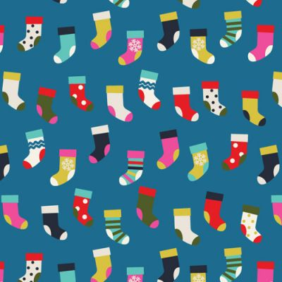 Dashwood Merry And Bright Socks Cut Length