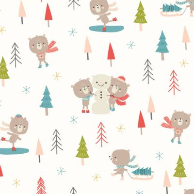 Dashwood - Christmas Party - Snow Day Bears