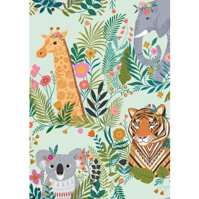 Dashwood Studio - Our Planet - In The Jungle Mint