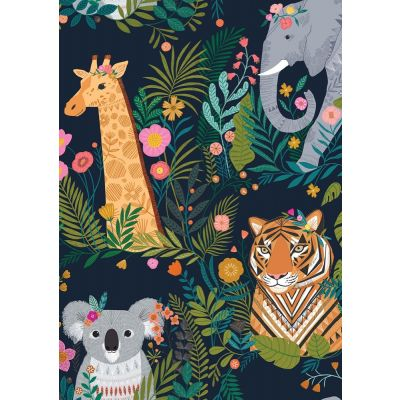 Dashwood Studio - Our Planet - In The Jungle Navy