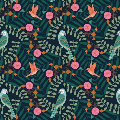 Dashwood Studio - Our Planet - Exotic Birds