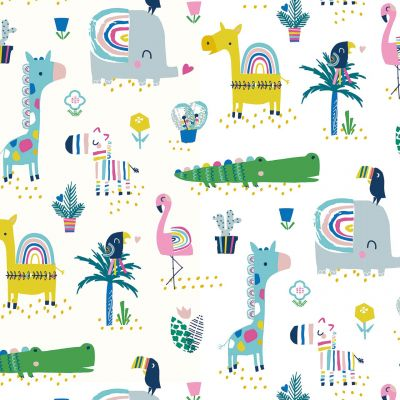 Dashwood Studio - Rainbow Friends - Animal Friends
