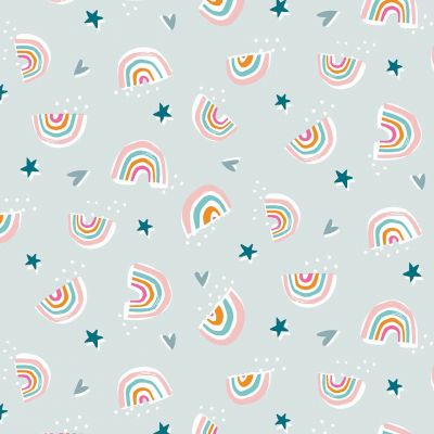 Dashwood Studio - Rainbow Friends - Stars And Rainbows