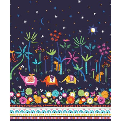 Dashwood Studio - Silk Roads - Double Border Print