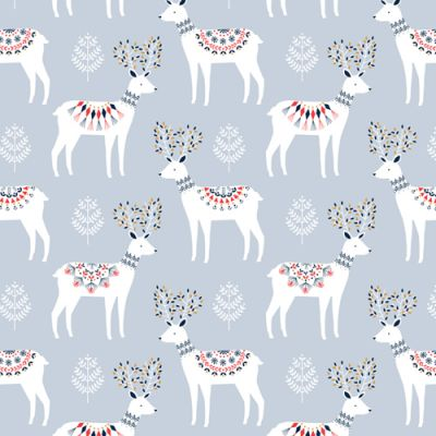 Dashwood Skogen Reindeer Metallic Cut Length