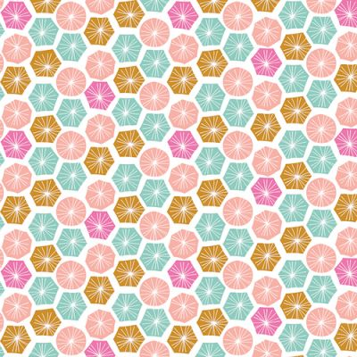 Dashwood Summer Dance Hexies Cut Length