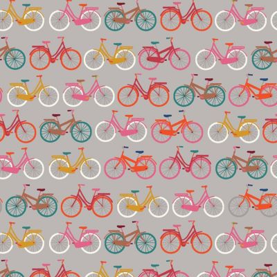 Dashwood Studio - Hello Velo - Bicycles Grey
