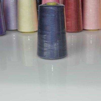 Denim Blue Overlocker Thread
