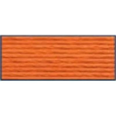 Remnant - DMC Stranded Cotton Thread Colour 3853 For Embroidery & Cross stitch - Part Unravelled