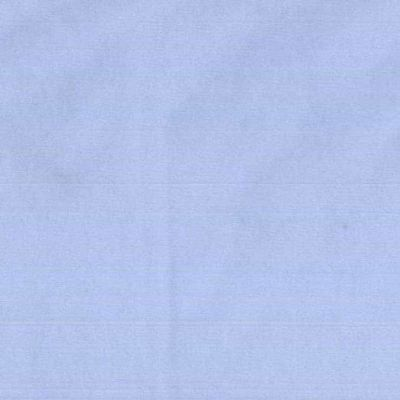 Remnant -Light Blue Suede Cloth - 62 x 145cm - Creased/RollEnd