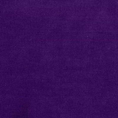Baby Cord 16 Wale - Purple - corduroy fabric