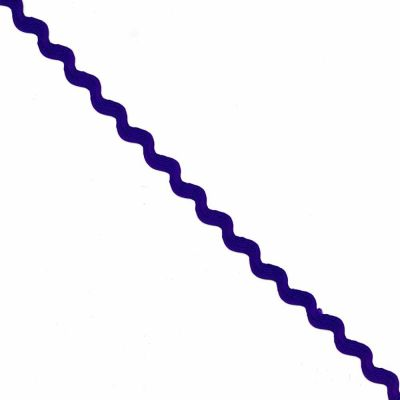 15mm Ric Rac Trim Purple