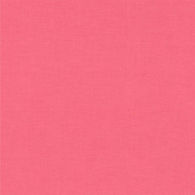 Robert Kaufman Kona Cotton Solid - Pink Flamingo