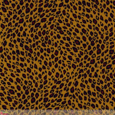 Sevenberry - Animal Prints - Leopard Print Caramel