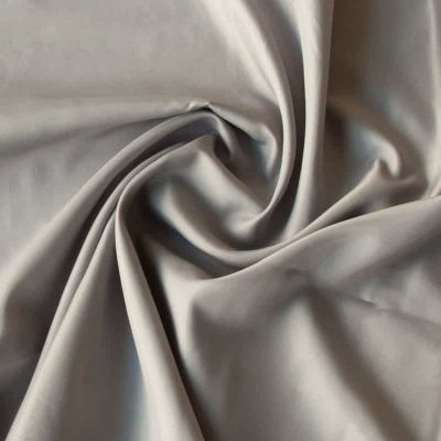 Anti Static Dress Lining Silver