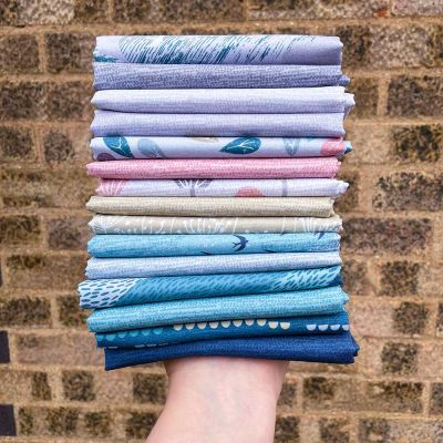 Dashwood Studio  - Elements - Fat Quarter Bundle - 12 Fabrics